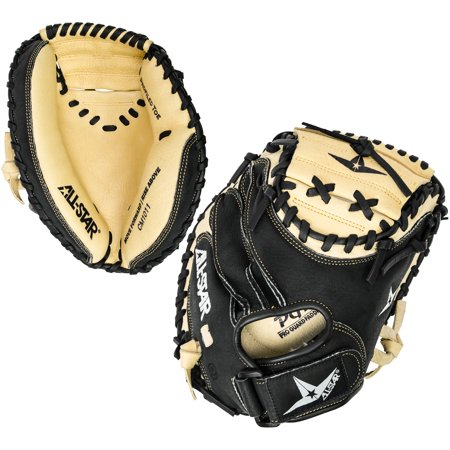 "All-Star 31.5"" CM1011 Youth Series Baseball Catchers Mitt, Right Hand Throw"