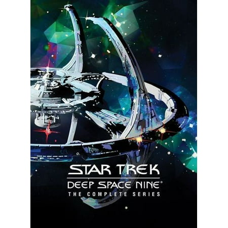 Star Trek Deep Space Nine: The Complete Series (Death Star Space Station)