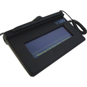 SIGLITE 1X5 BSB VIRTUAL SER USB ELECTRONIC SIGNATURE PAD W/ SW (Topaz Sig Pad)