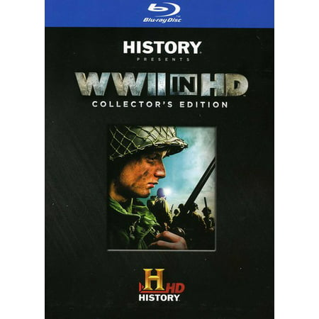 Image of WWII In HD: Collectors Edition (Blu-ray)