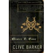 Mister B. Gone (Paperback)