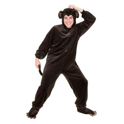 Monkey Costume for Adult - Size L