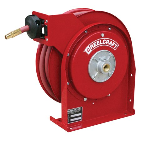 Reelcraft Premium Duty Compact Air Water Hose Reel