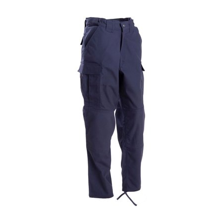 SixKa TGP Cargo Navy Work Pants with Neoprene Knee Pads