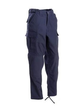 5d07eca6b9a2 Product Image SixKa TGP Cargo Navy Work Pants with Neoprene Knee Pads