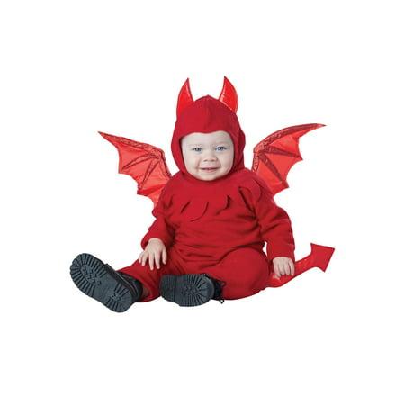 Lil' Devil Infant Costume