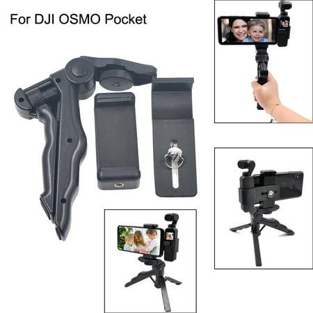 Gimbal Tripod Phone Holder Mount Bracket Extended For DJI OSMO Pocket - Gimbal Bracket Swivel Adapter