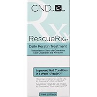 CND RescueRxx Daily Keratin Nail Treatment, 0.5 Oz