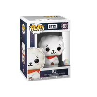 Funko POP! Animation: BT21 - RJ