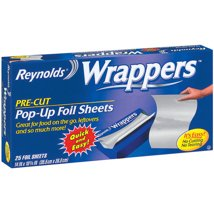 Aluminum Foil: Reynolds Wrappers