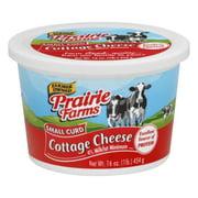 Prairie Farms Small Curd Cottage Cheese, 16 Oz.