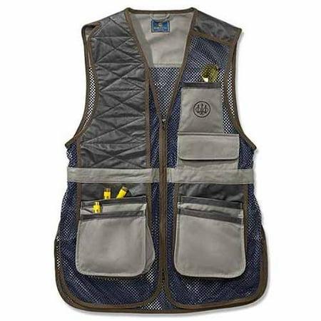 Beretta 2-Tone Clays Men's Right Hand Shooting Vest thumbnail