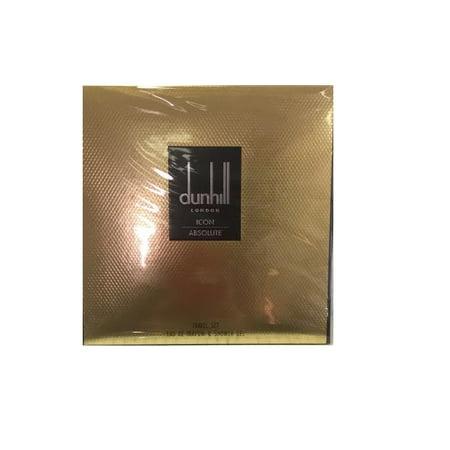 Alfred Dunhill Icon Absolute 3.4 oz EDP Mens Cologne + 3.0 gel Travel SET NIB