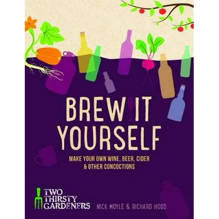 Wine Labels Make Your Own (Brew it Yourself : Make your own beer, wine, cider and other)