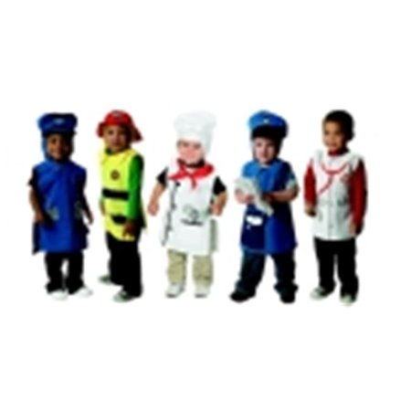 Childrens Factory Machine Community Helper Tunics, Set - 5](Community Halloween Party)