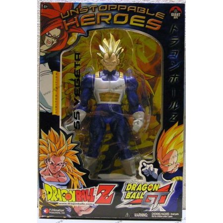 """9"""" Dragonball GT Limited Edition Unstoppable Action Figure Series 7 - SS Vegeta"""