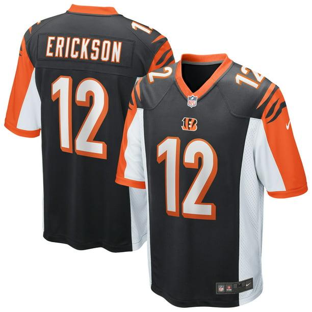 Alex Erickson Cincinnati Bengals Nike Game Jersey - Black