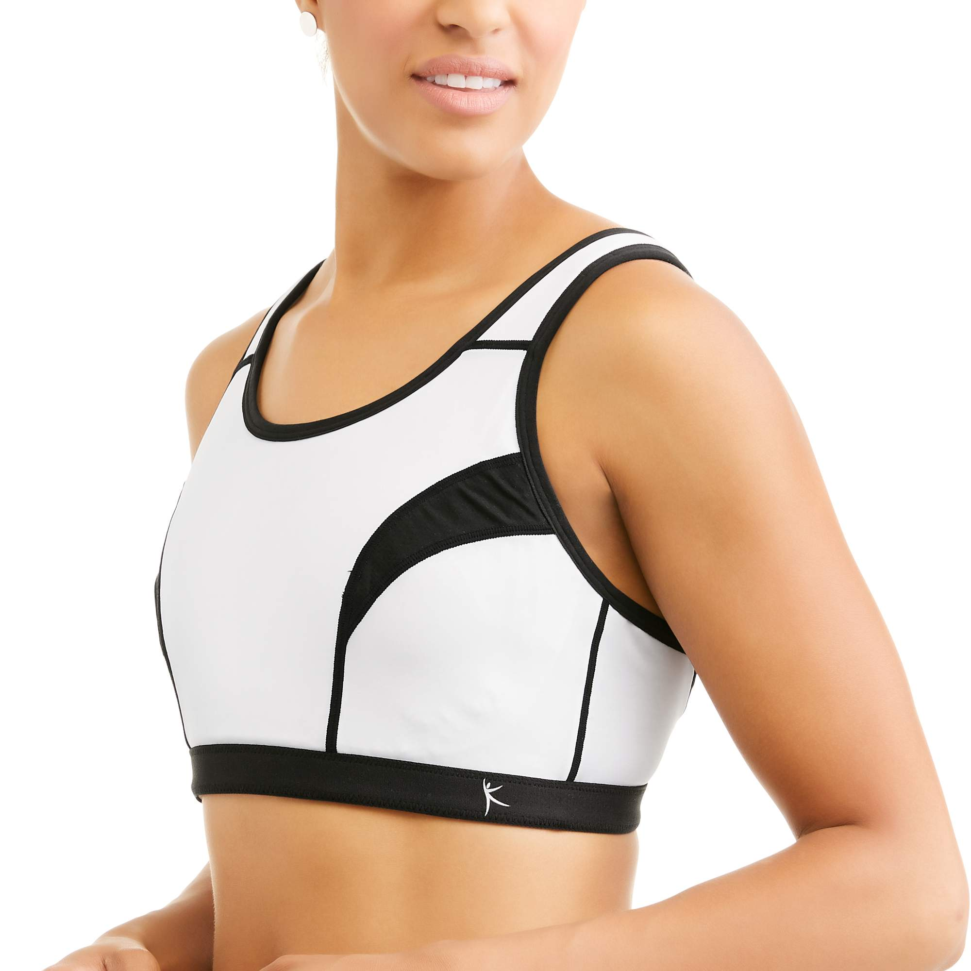 c8913bf49a Danskin Now - Secret Support Sports Bra - Walmart.com