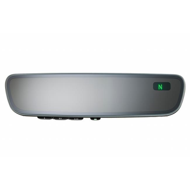 Gentex 50-GENK85A Auto Dimming Frameless Rearview Mirror ...