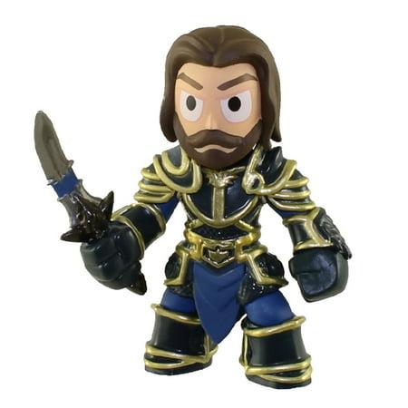 Funko Mystery Minis Vinyl Figure - Warcraft Movie - LOTHAR in Armor (3 inch) ()