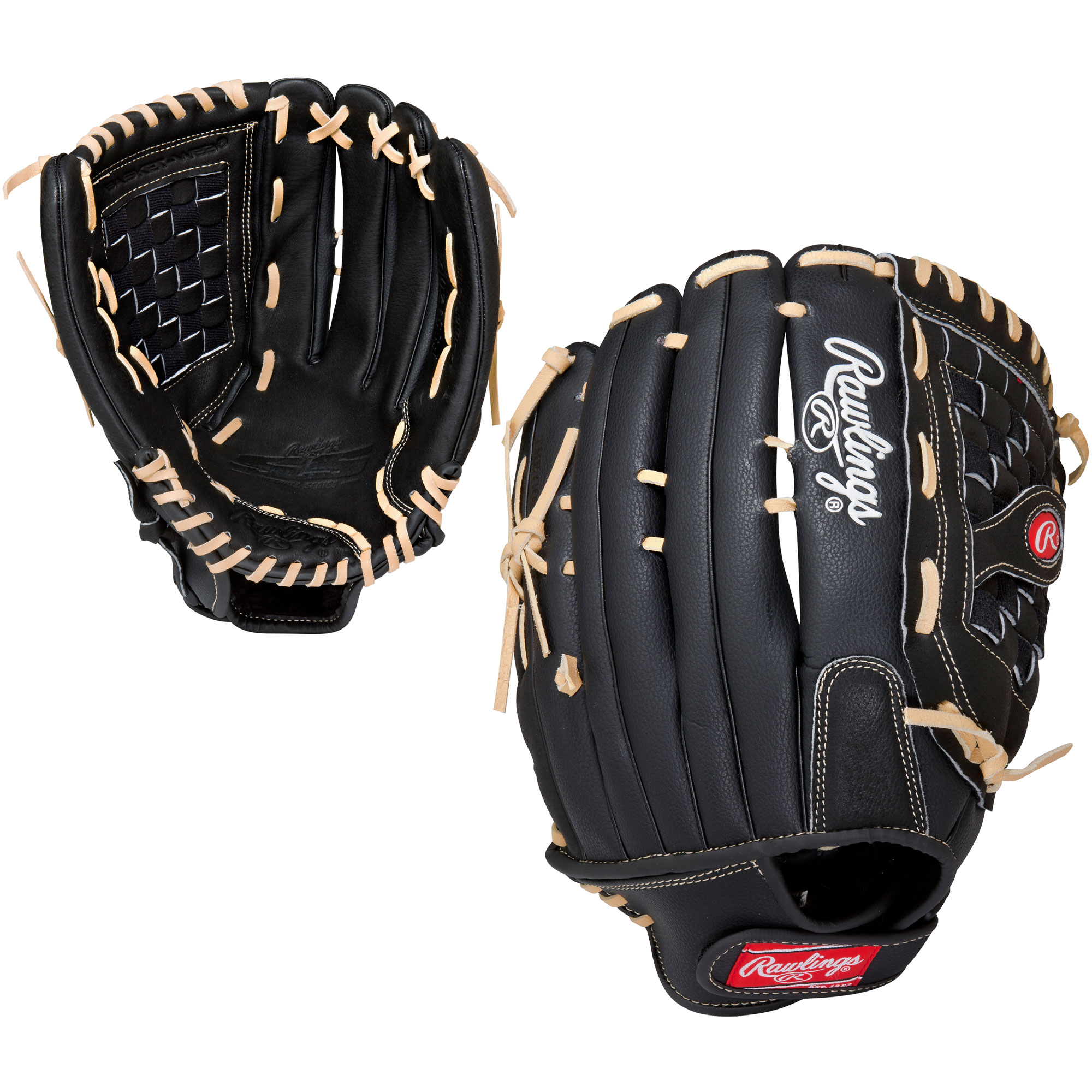 "Rawlings 14"" RSB Series Slowpitch Softball Glove"