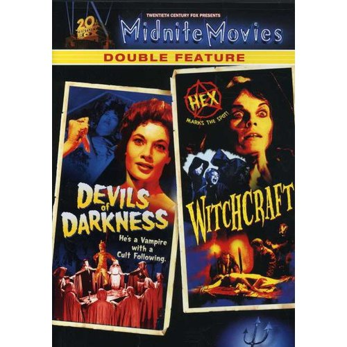Devils Of Darkness (1965) / Witchcraft (1964)