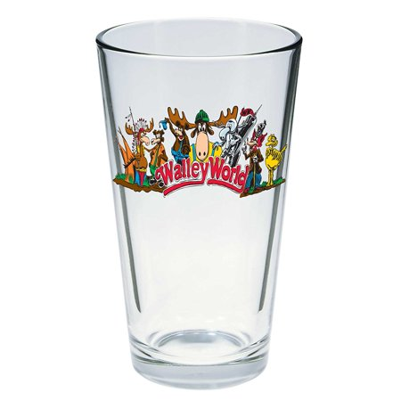 Diamond Select Toys National Lampoon's Vacation: Wally World Reelware Pint Glass