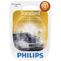 Philips Standard Miniature 921, Pack of 2