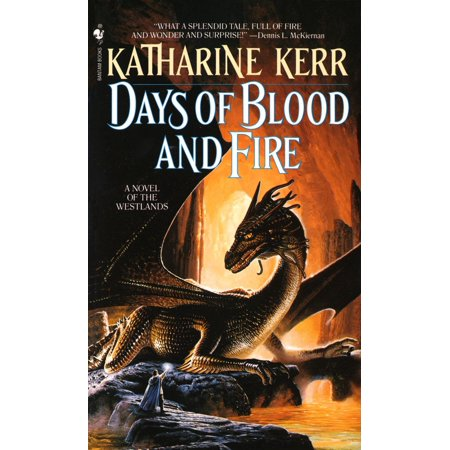 Days of Blood and Fire - eBook