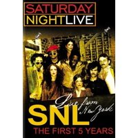 SNL: Anthology - the First Five Years (75-80) (DVD)