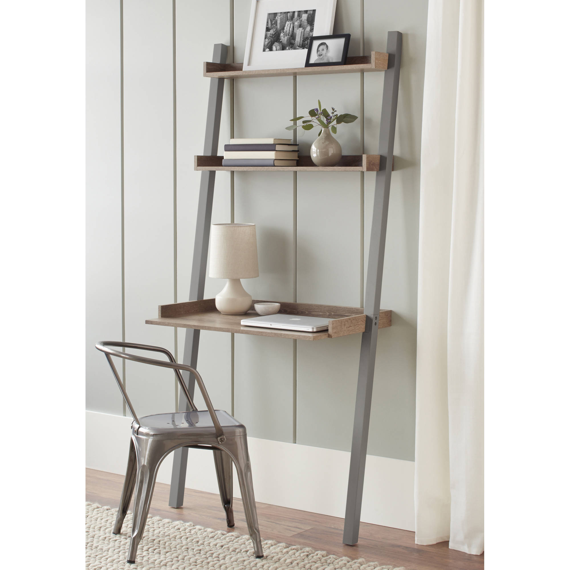 spring street bedford leaning desk multiple colors  walmartcom -
