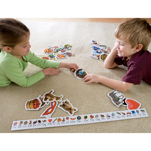 Educational Insights E-Z as ABC Game Set