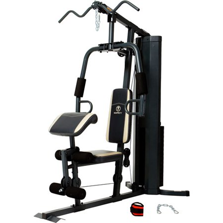 Marcy 150 lb stack home gym for Home designs by marcy