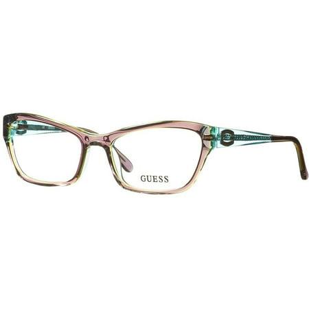 Guess GU2350 GRN prescription (Guess Glasses Price)