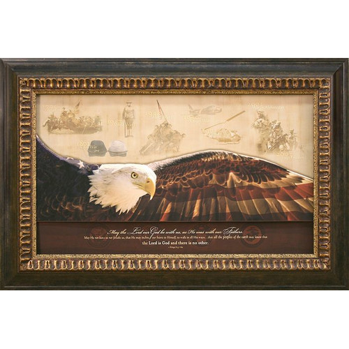 Carpentree American Legacy Framed Graphic Art