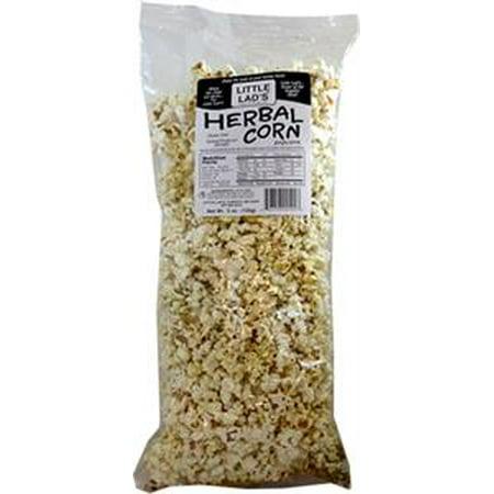 Little Lads Herbal Popcorn, 5oz