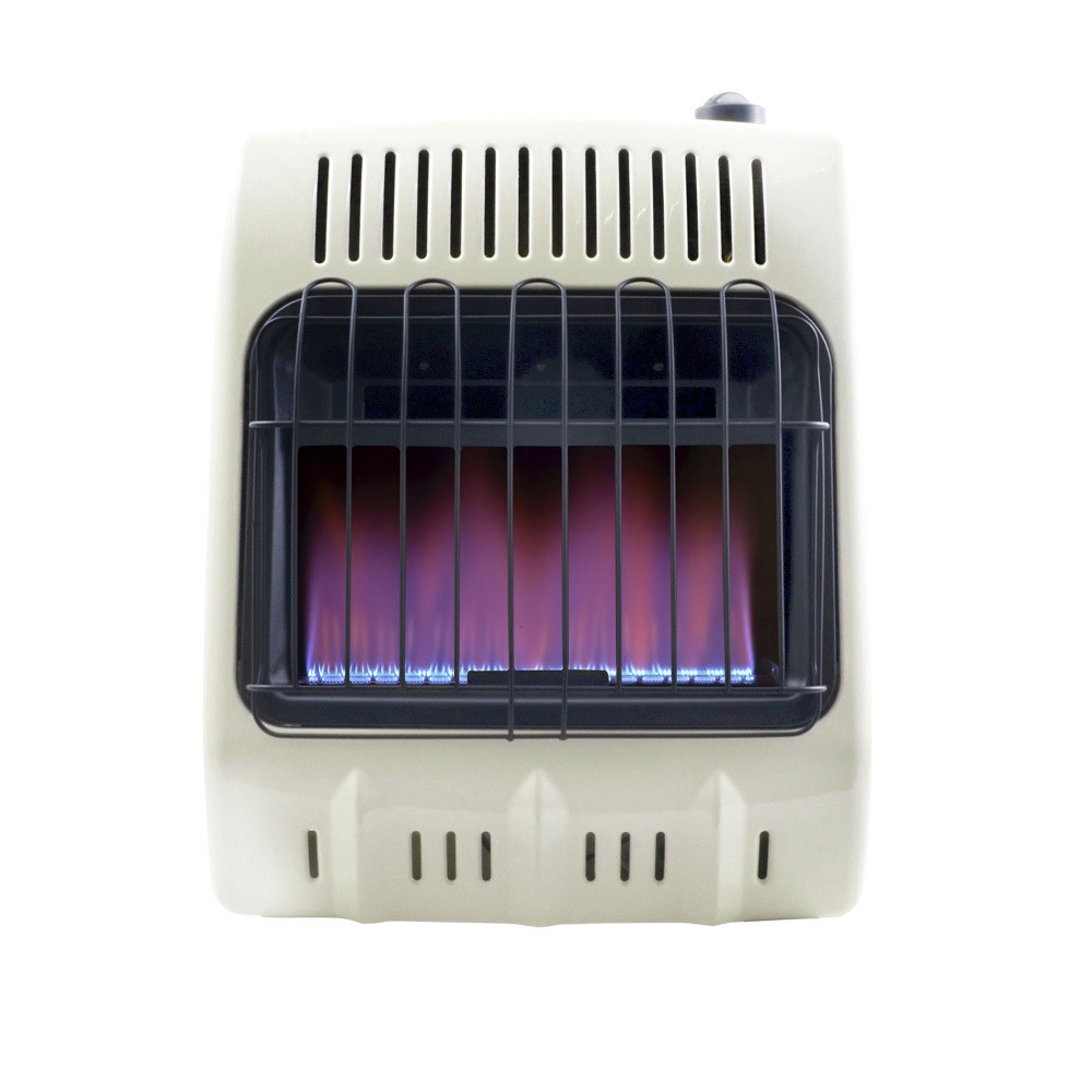 Mr. Heater F299711 10,000 BTU Vent Free Blue Flame Natural Gas Heater