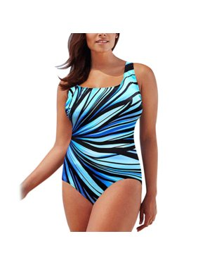 d0ecdc63519a5 Free shipping. Product Image Womens Plus Size Padded One Piece Swimsuit  Bathing Suit Monokini Swimwear Printed Bikini Beach