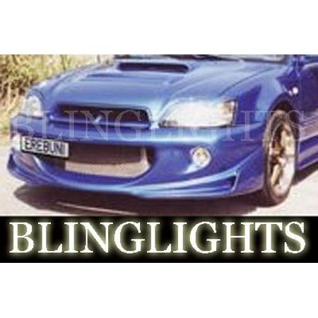 Erebuni Body Kit - New 2000 2001 2002 2003 Subaru Legacy Erebuni Body Kit Foglamps Bumper Driving Fog Lamps Bumper Lights