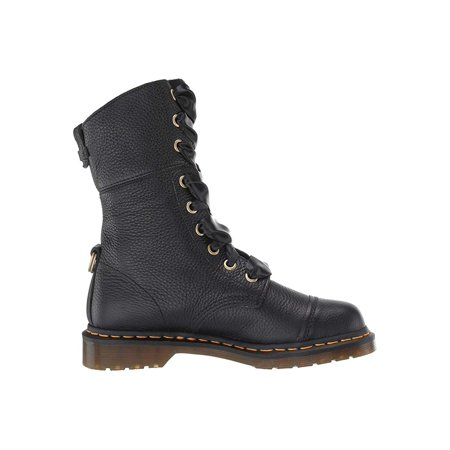 Women's Dr. Martens Aimilita 9-Eye Toe Cap Boot