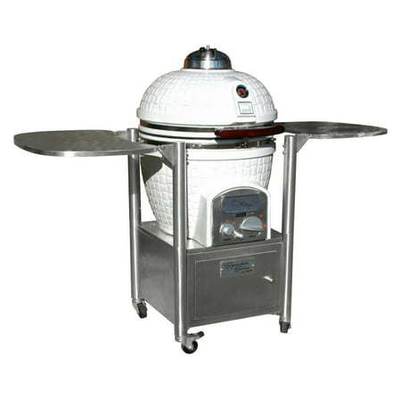 Vision Grills Rendezvous Kamado Grill