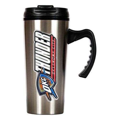 Great American NBA 16 oz. Stainless Steel Travel Mug