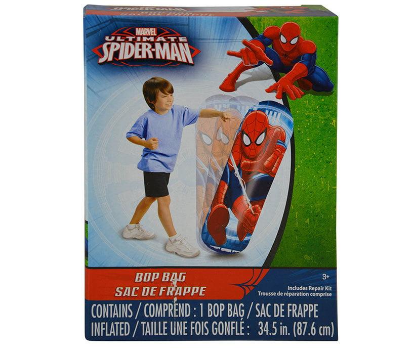 MARVEL ULTIMATE SPIDER MAN GYM BAG Swimming School Training PE Bag Gift Toy