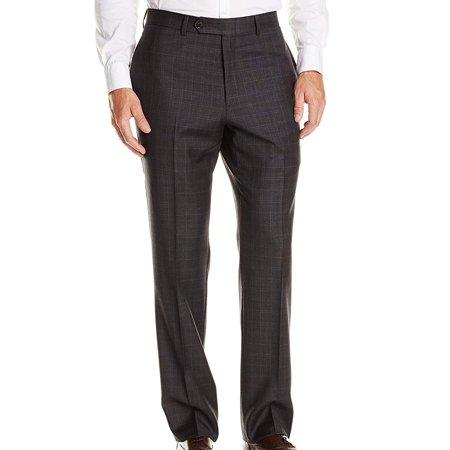 Tommy Hilfiger Mens 30x32 Dress Flat Front Wool Pants