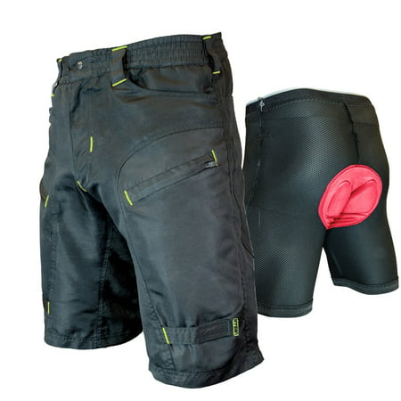 THE SINGLE TRACKER - Mountain Bike Cargo Shorts with secure pockets, baggy fit, and dry-fast wicking - from Urban Cycling Apparel