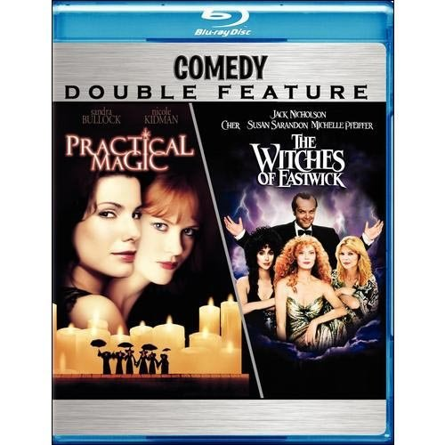 Practical Magic / The Witches Of Eastwick (Blu-ray) (Widescreen)