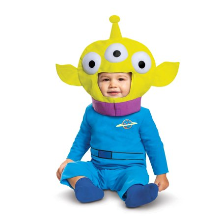 TOY STORY 4 ALIEN INFANT COSTUME