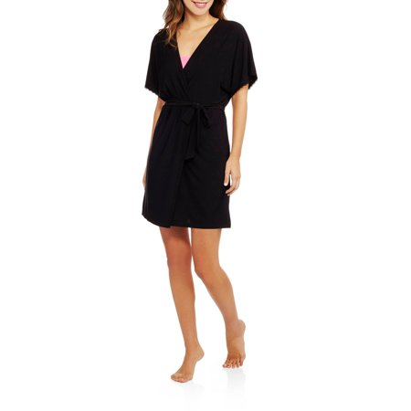 Secret Treasures Women's Chemise Sleep Wrapper