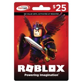 Roblox 25 Game Card Digital Download Walmart Com Walmart Com