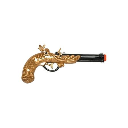 Pirate Flintlock Water Pistol - Usc Halloween Shooting